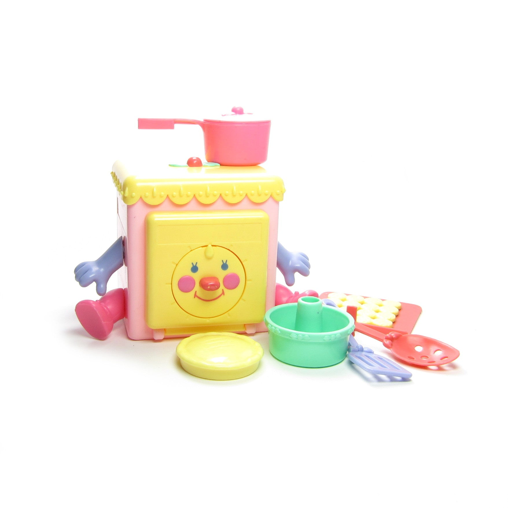 Time & Bake Stove Playset for Cherry Merry Muffin dolls