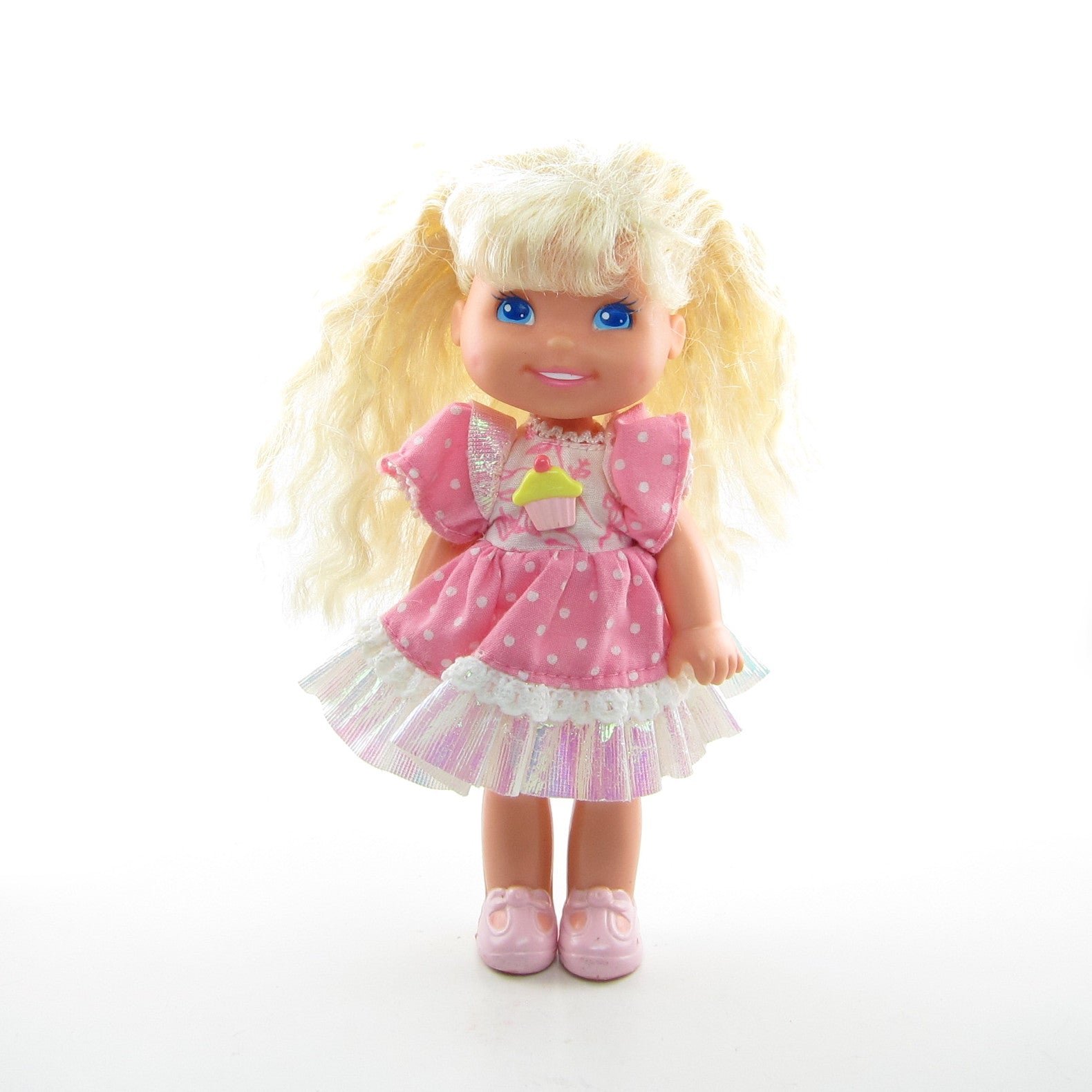 Cherry Merry Muffin 1989 Second Issue doll