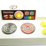 Fisher-Price Magic Burner kitchen set toy