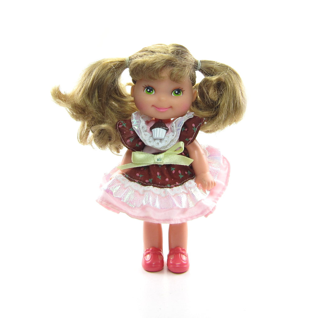 Chocolottie Doll 1989 Second Issue Cherry Merry Muffin Friend