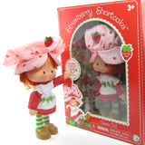 Reproduction of first issue flat hands Strawberry Shortcake