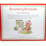 Strawberry Shortcake Berry Bake Shoppe playset