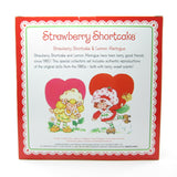 Strawberry Shortcake and Lemon Meringue classic doll collector's set