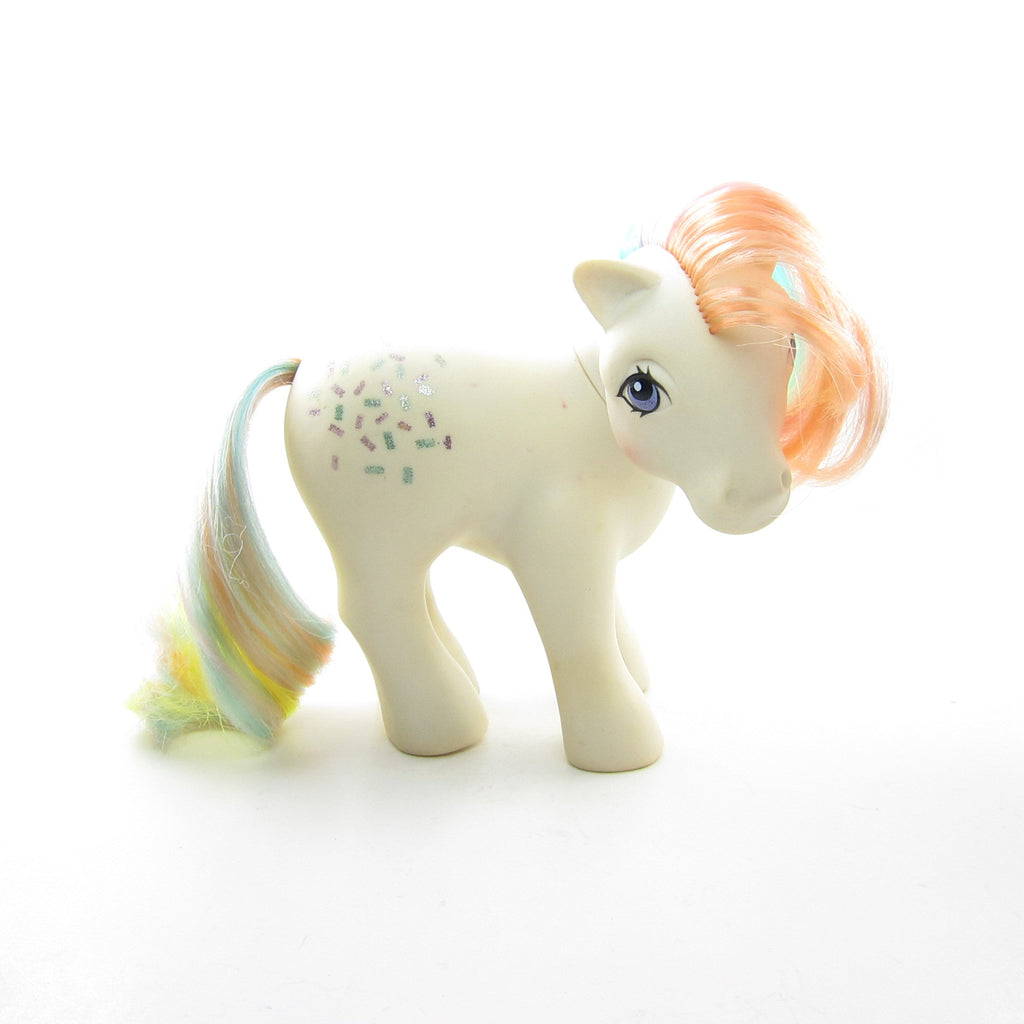 Confetti European UK Variant G1 My Little Pony Rainbow Ponies