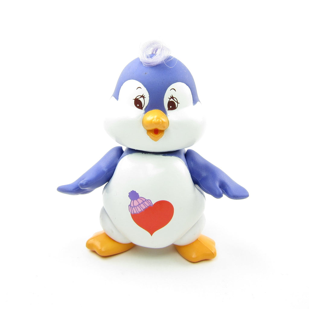 Cozy Heart Penguin Vintage Care Bears Cousins Poseable 3-Inch Figure