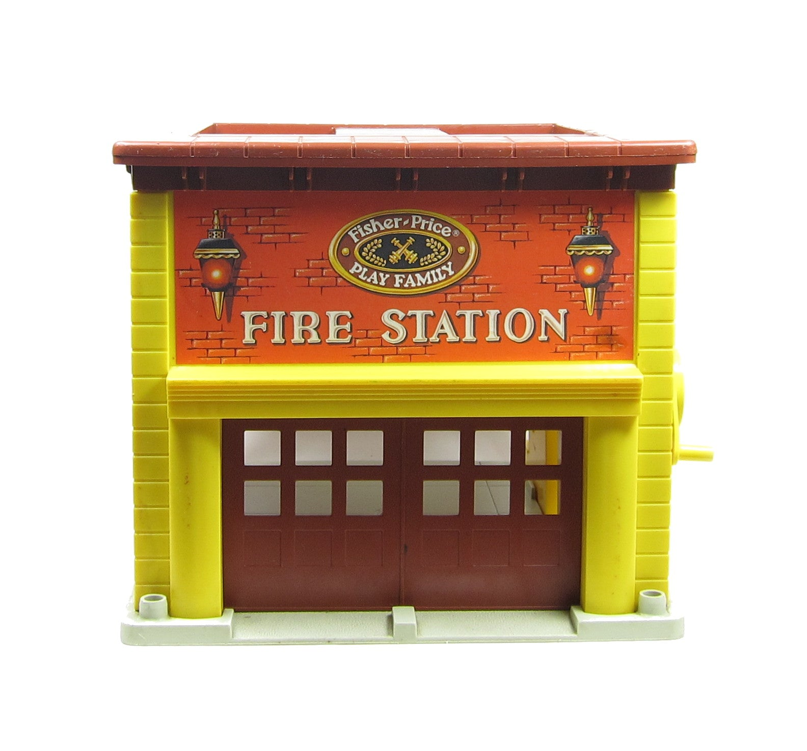 Fisher-Price Fire Station Play Family Little People playset
