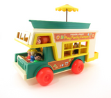 Fisher-Price Play Family Camper for Little People toys