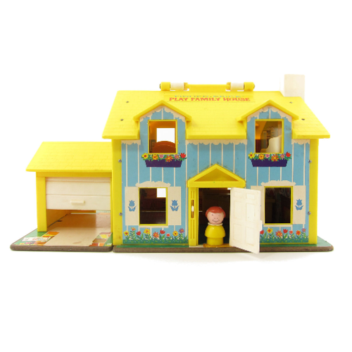Little People Play Family House Fisher-Price Toy