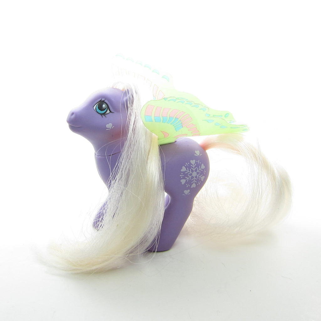 Flurry Windy Wing Ponies My Little Pony G1