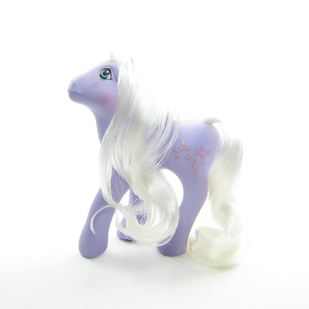 Forget-Me-Not Flutter Pony Vintage G1 My Little Pony