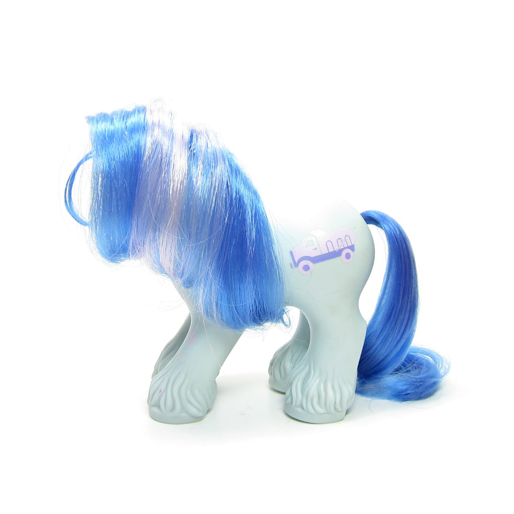 4-Speed Big Brother My Little Pony Vintage G1