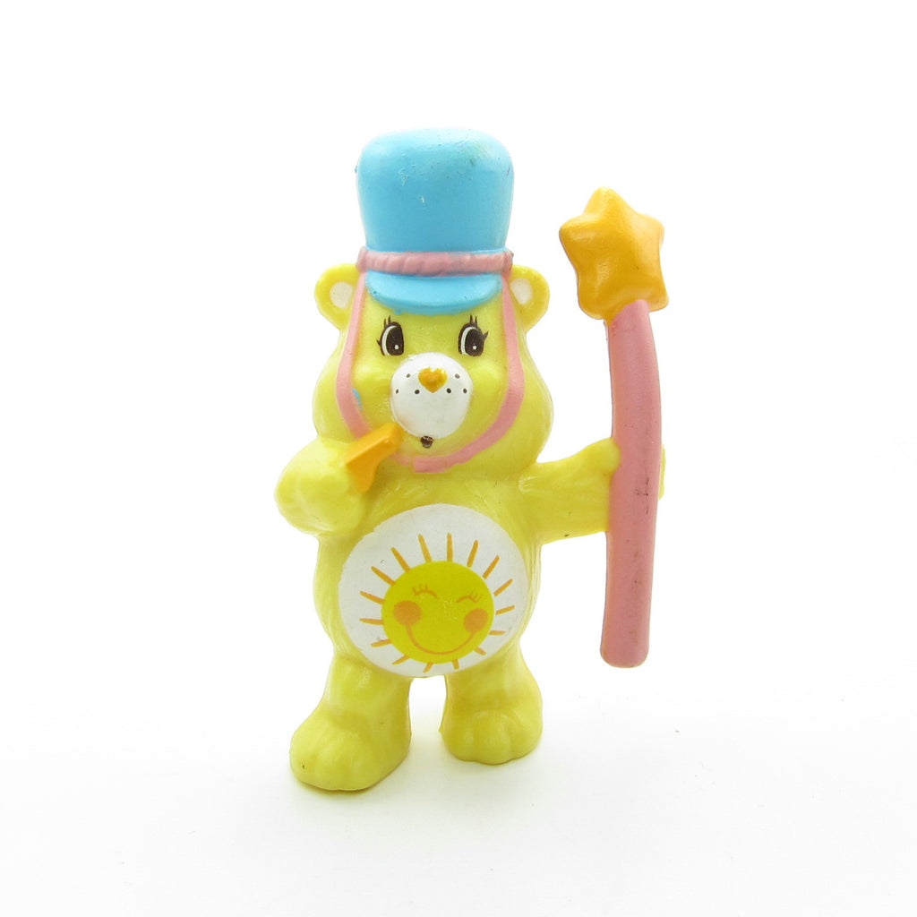 Funshine Bear Ready to Lead the Parade Care Bears Miniature