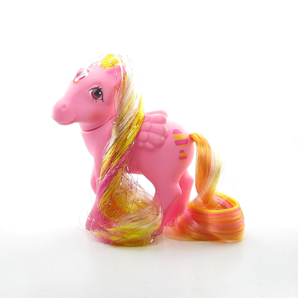 Glittering Gem Princess Brush 'n Grow Vintage G1 My Little Pony