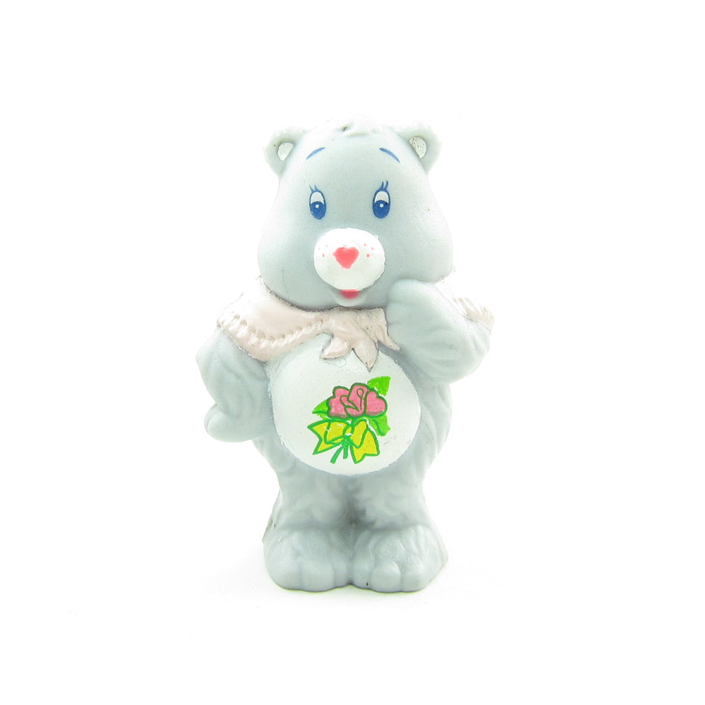 Grams Bear Enjoying the Day Care Bears Miniature Figurine