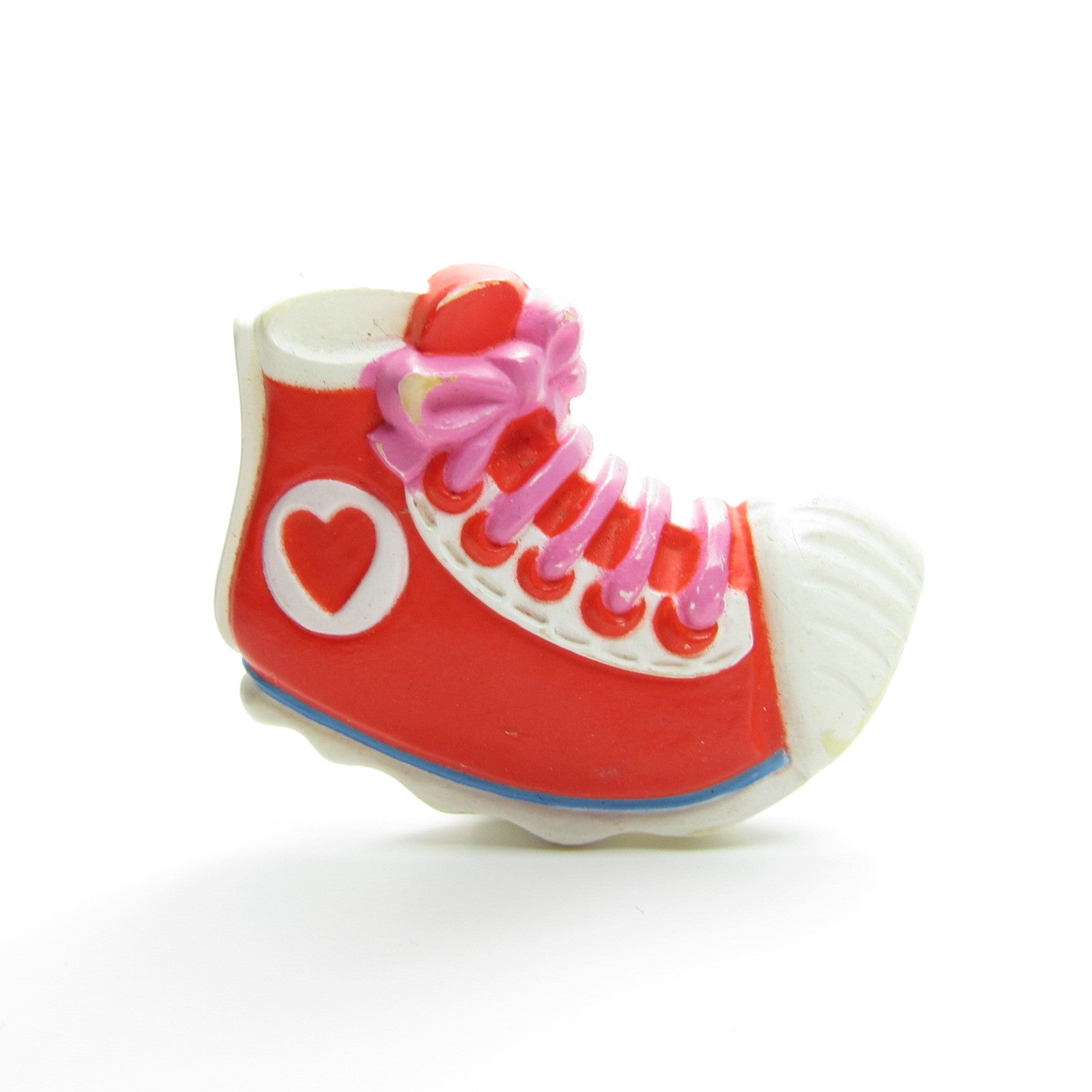 Valentine's Day sneaker tennis shoe pin