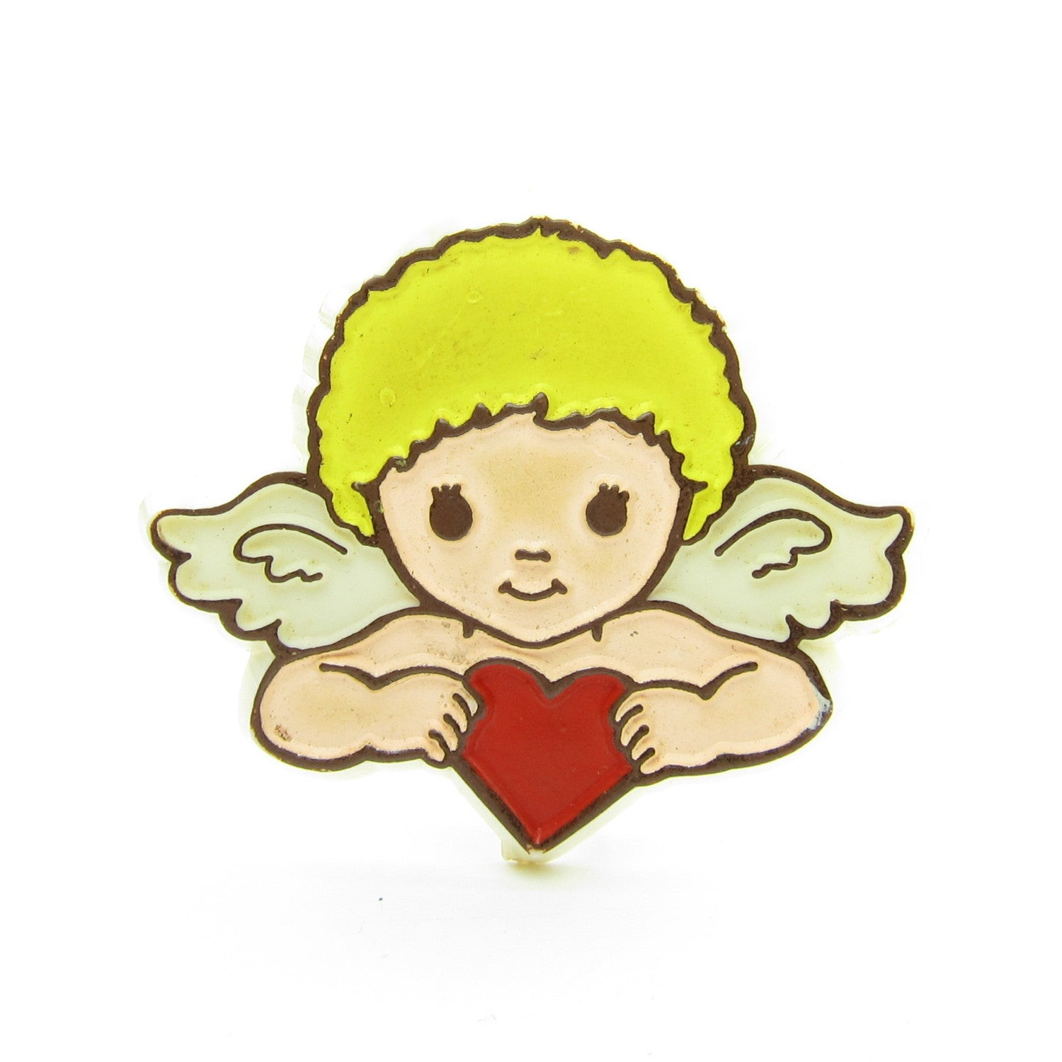 Cupid 1979 Hallmark Valentine's Day pin