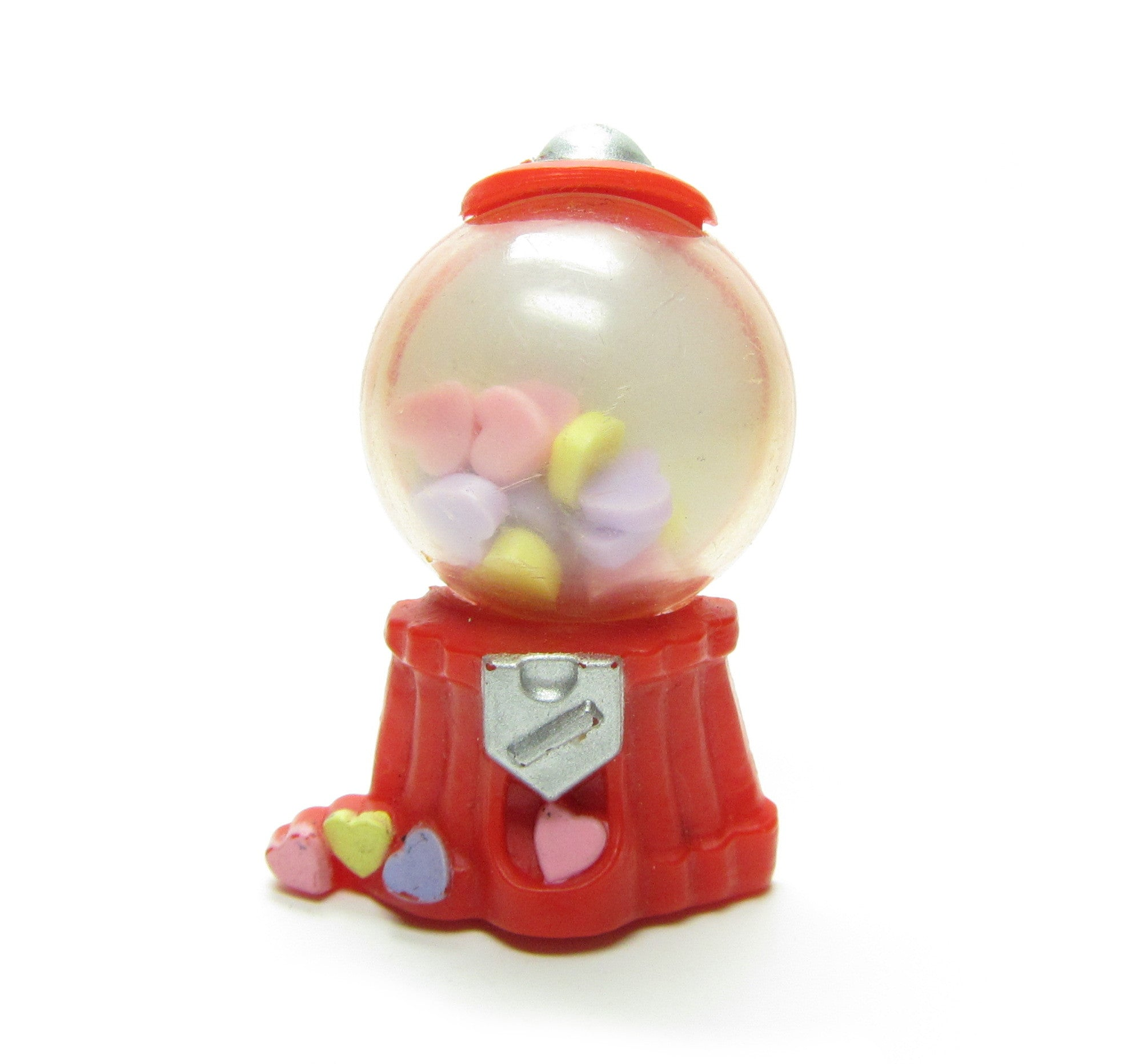 Gumball Machine Pin Hallmark Valentine's Day Vintage Lapel
