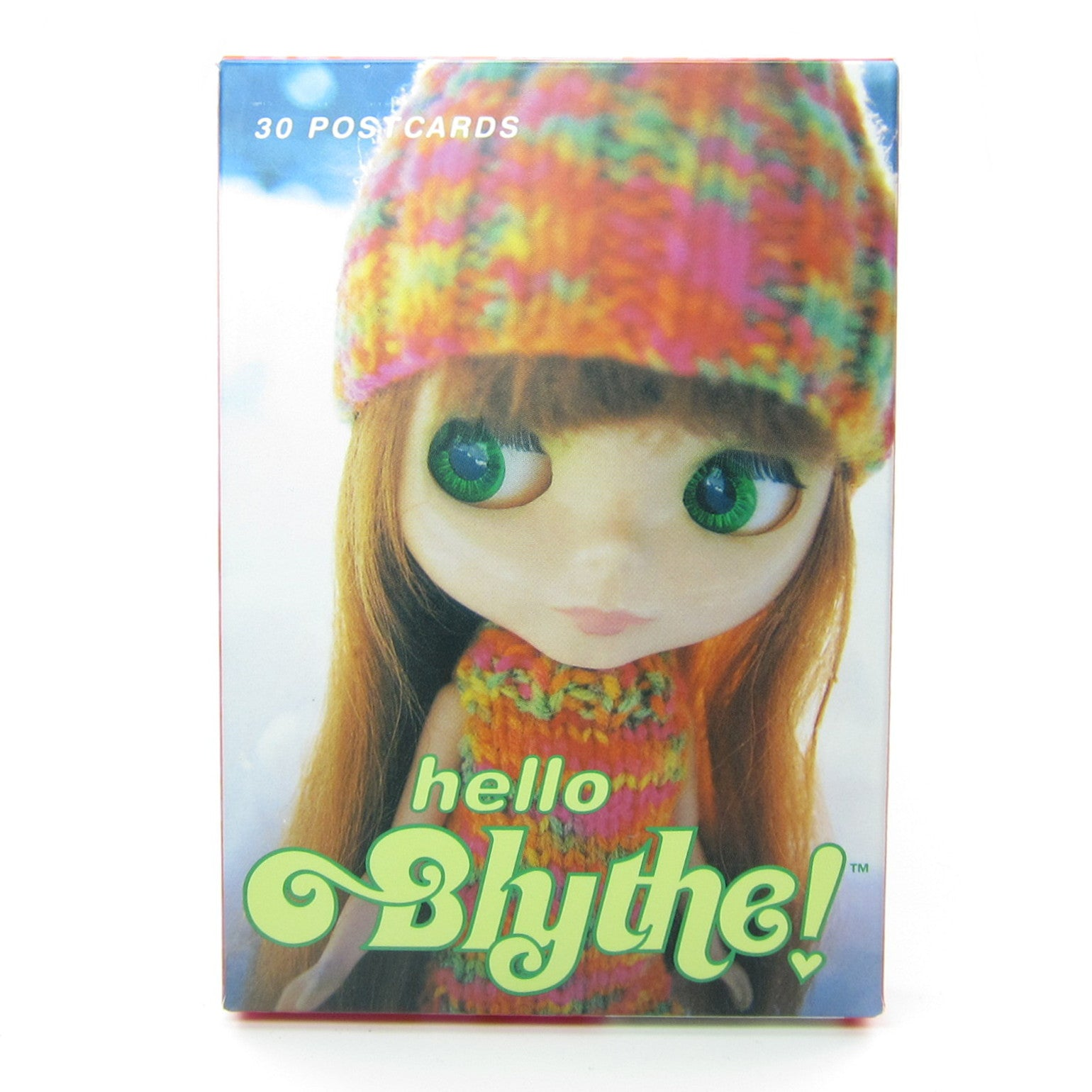 Hello Blythe 30 postcards boxed set with photographs by Gina Garan