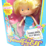 Blonde Herself the Elf doll factory sealed in box
