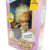Snowdrop Mint in box Herself the Elf doll