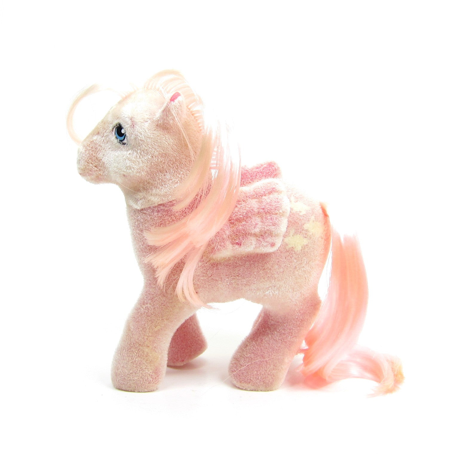 So Soft Hippity Hop My Little Pony Vintage G1