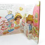 Strawberry Shortcake and the Berry Harvest Little Pops book