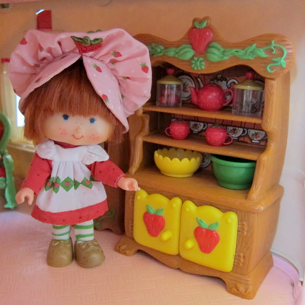 Yellow Bowl For Strawberry Shortcake Berry Happy Home