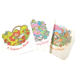 Avon Little Blossom Iron-on fabric transfers