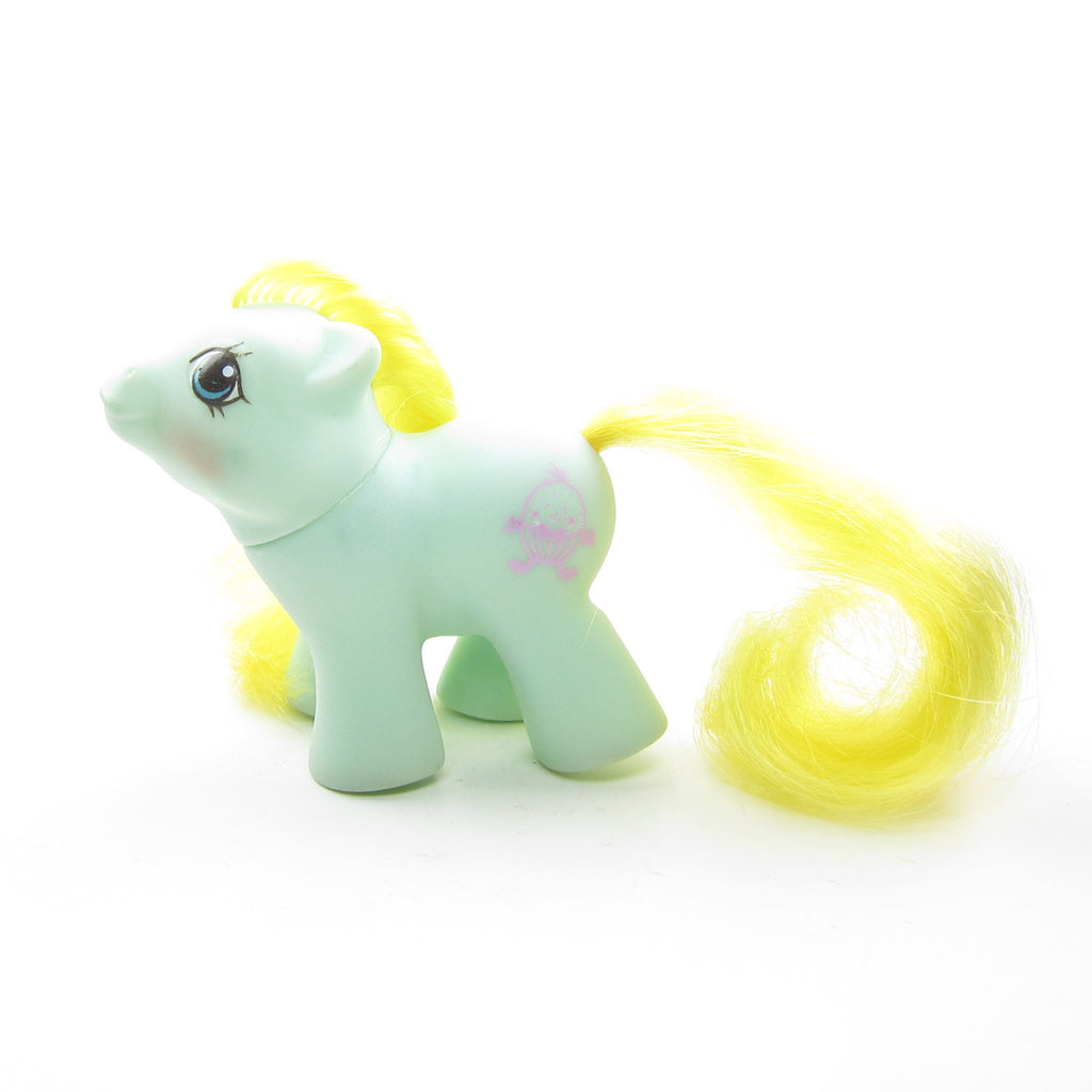 Jangles Newborn Twins G1 My Little Pony
