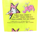 Jem sticker pack for Diamond sticker album