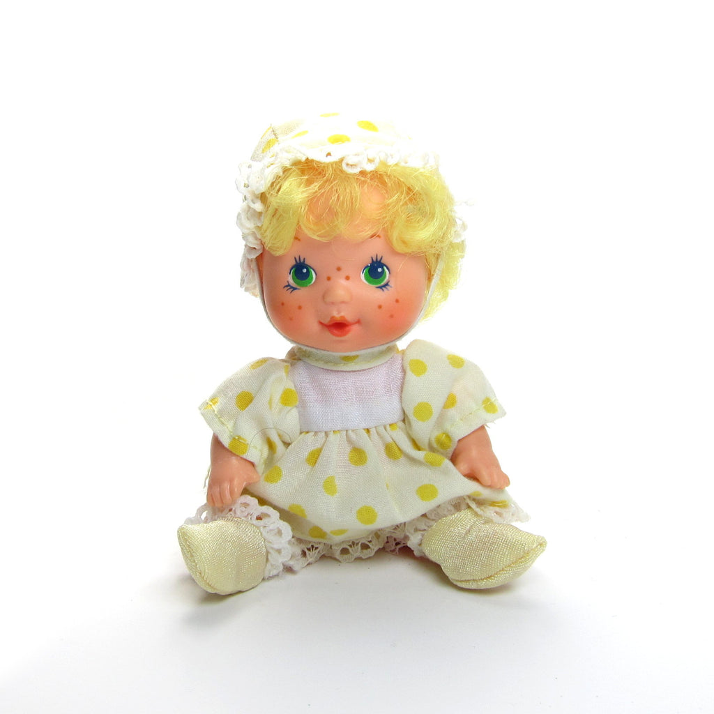 Berry Baby Lemon Meringue Doll