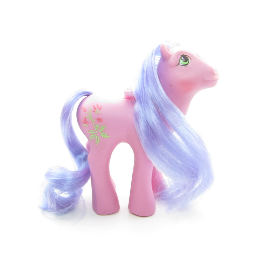 Lily Flutter Pony Vintage G1 My Little Pony