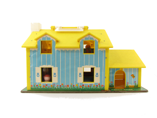 Little People Play Family House Fisher Price Toy
