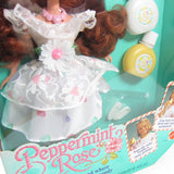Vanilla Daisy Peppermint Rose doll with wear on box