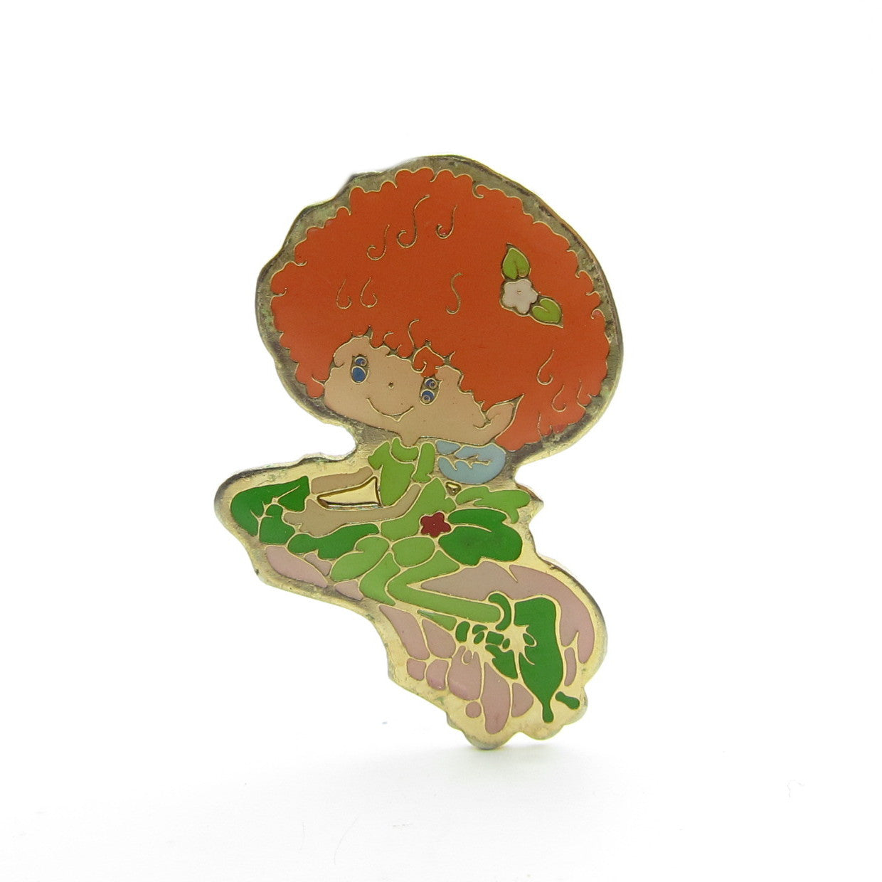 Meadow Morn Herself the Elf pin