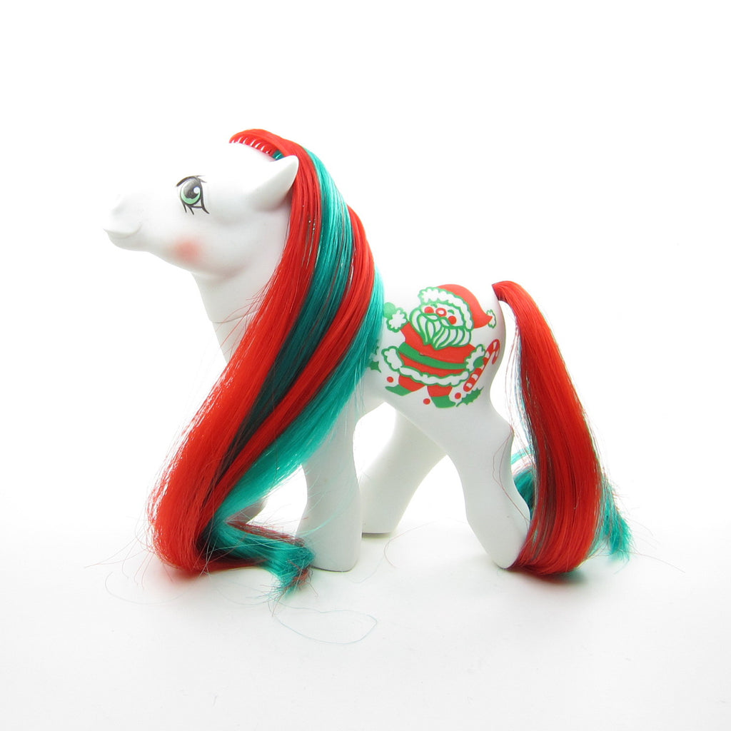 Merry Treat Christmas Holiday My Little Pony Vintage G1