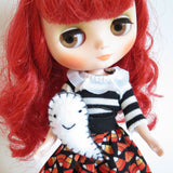 Halloween ghost toy for Middie Blythe dolls