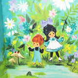 Happiness is Everywhere book with illustrations by Alice Ann Biggerstaff