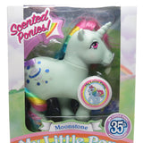 Moonstone My Little Pony 35th Anniversary scented ponies
