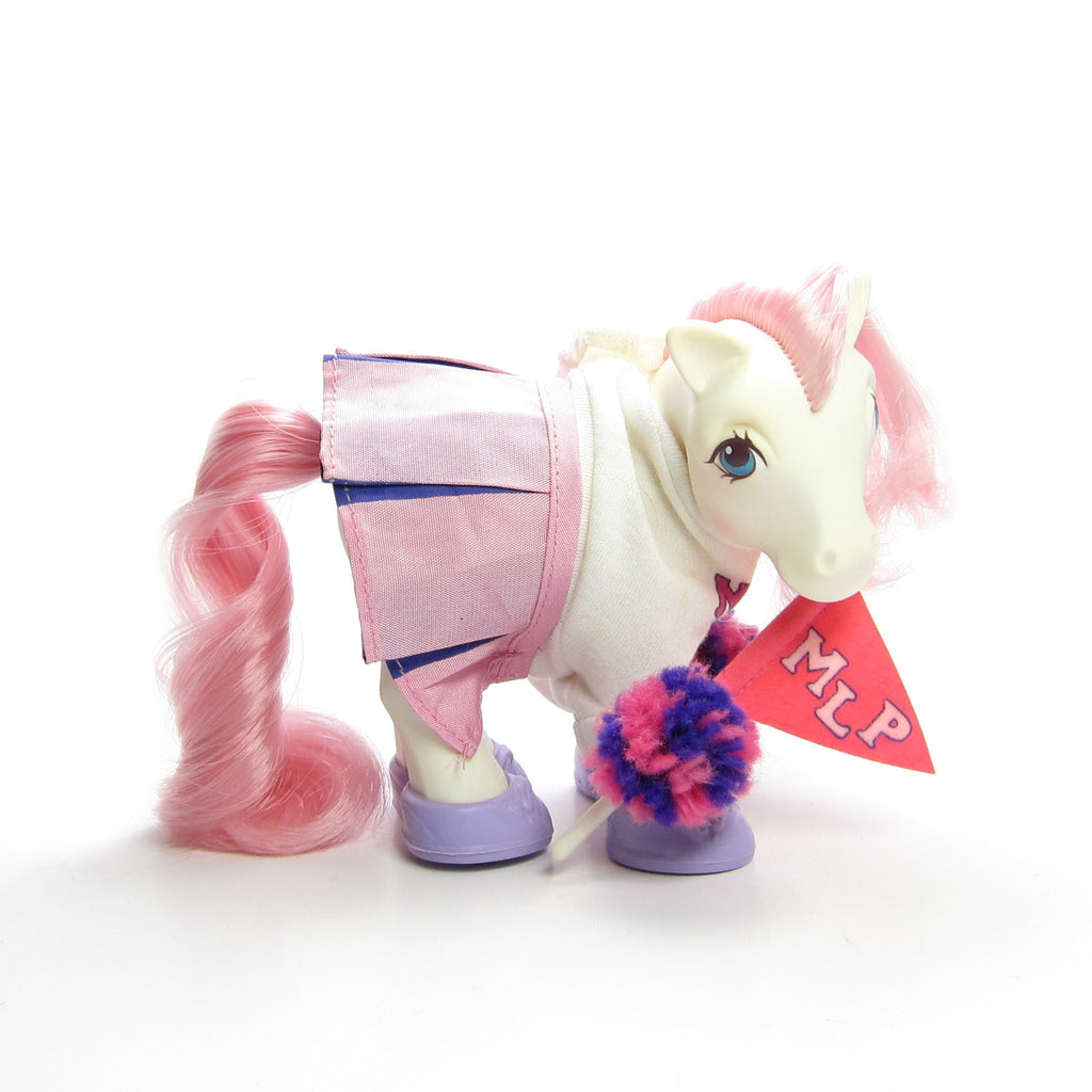 Pom Pom Pony My Little Pony Wear Vintage G1 Clothes
