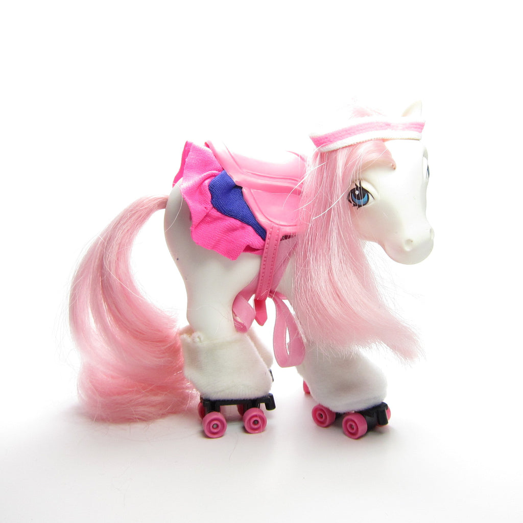 Great Skates My Little Pony Wear G1 Roller Skating Set