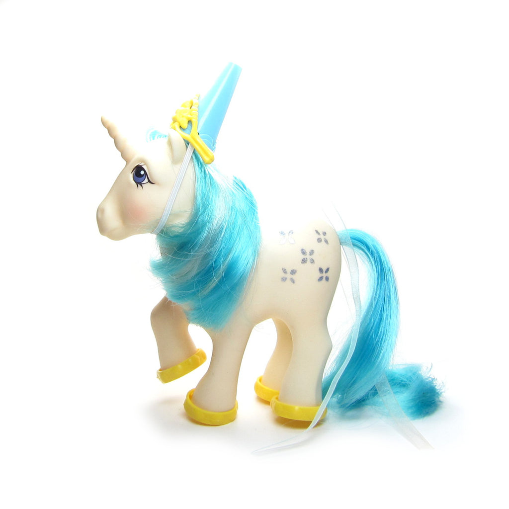 Majesty G1 My Little Pony Unicorn from Dream Castle Playset