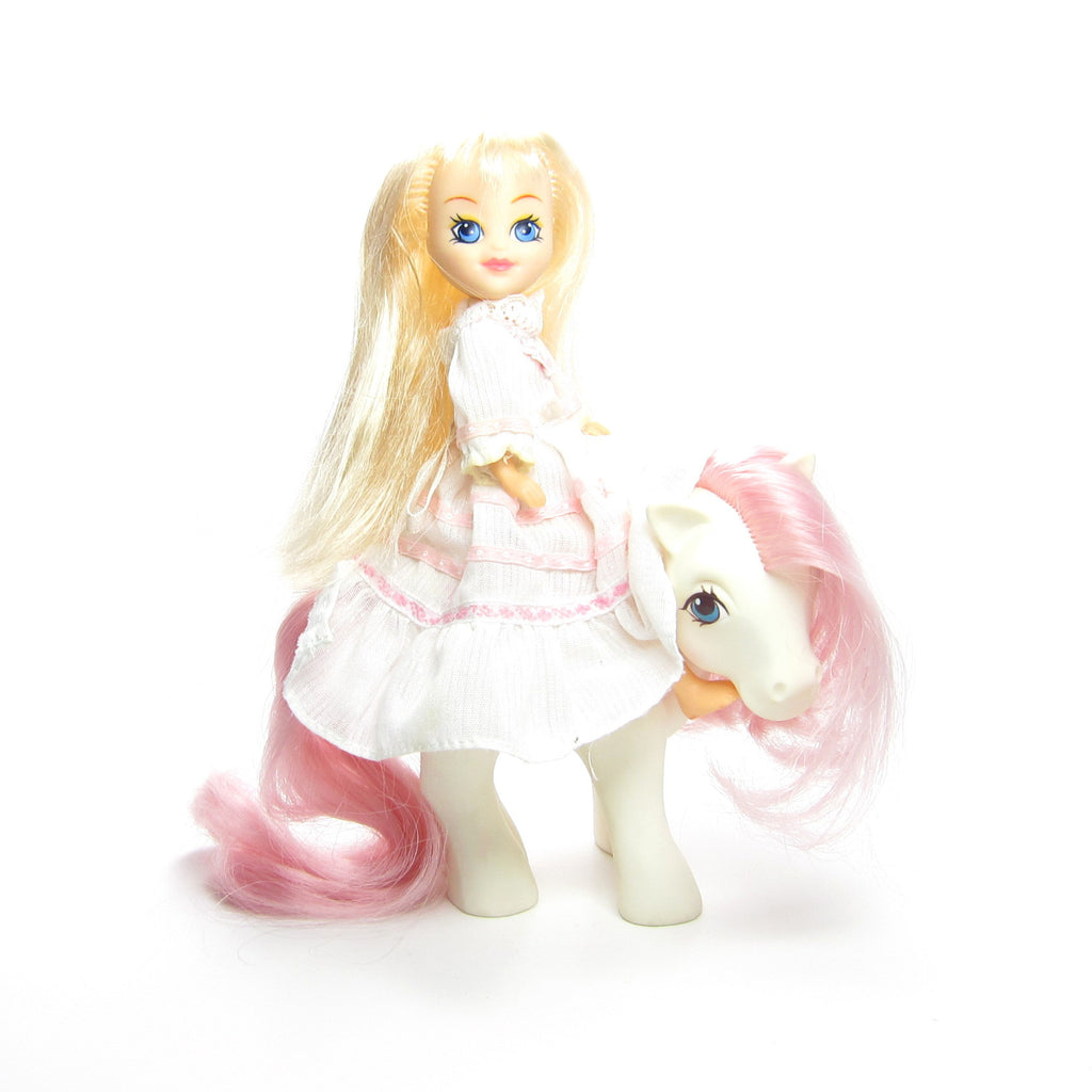Megan & Sundance My Little Pony Vintage G1 Set