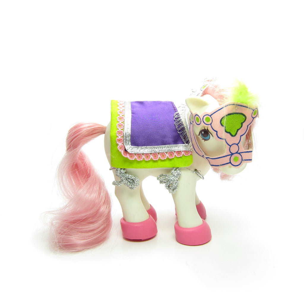 Parade Pizzaz My Little Pony Wear Vintage G1 Outfit