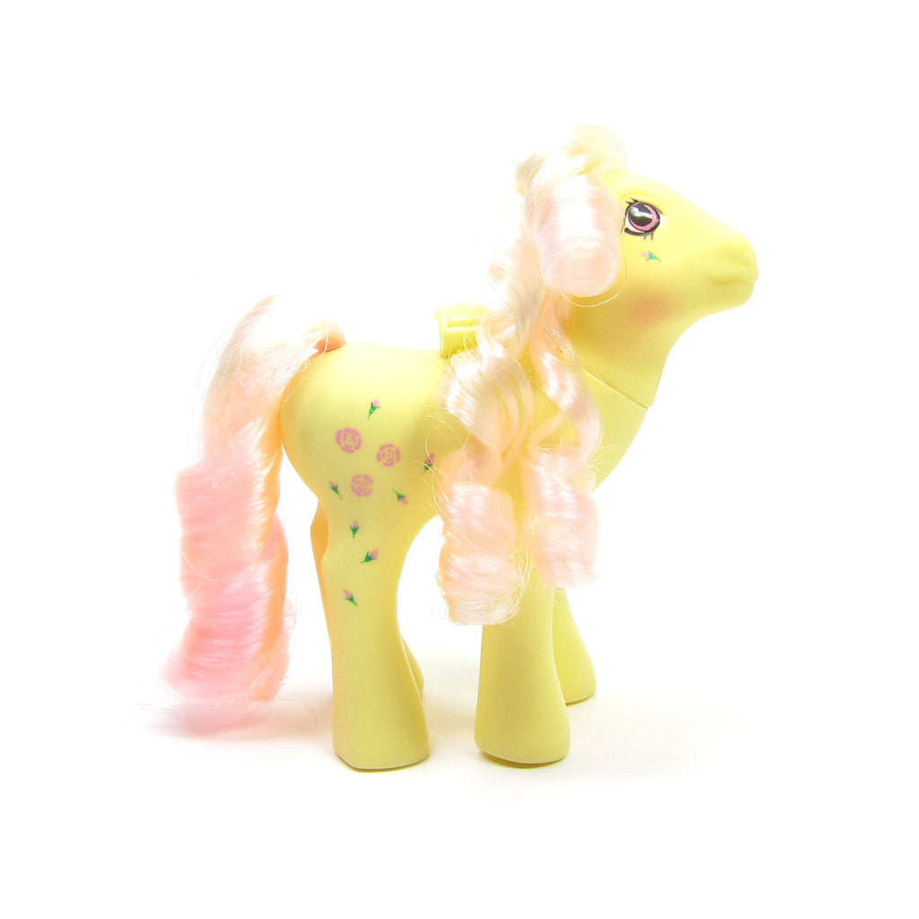 Rosedust Flutter Pony Vintage G1 My Little Pony