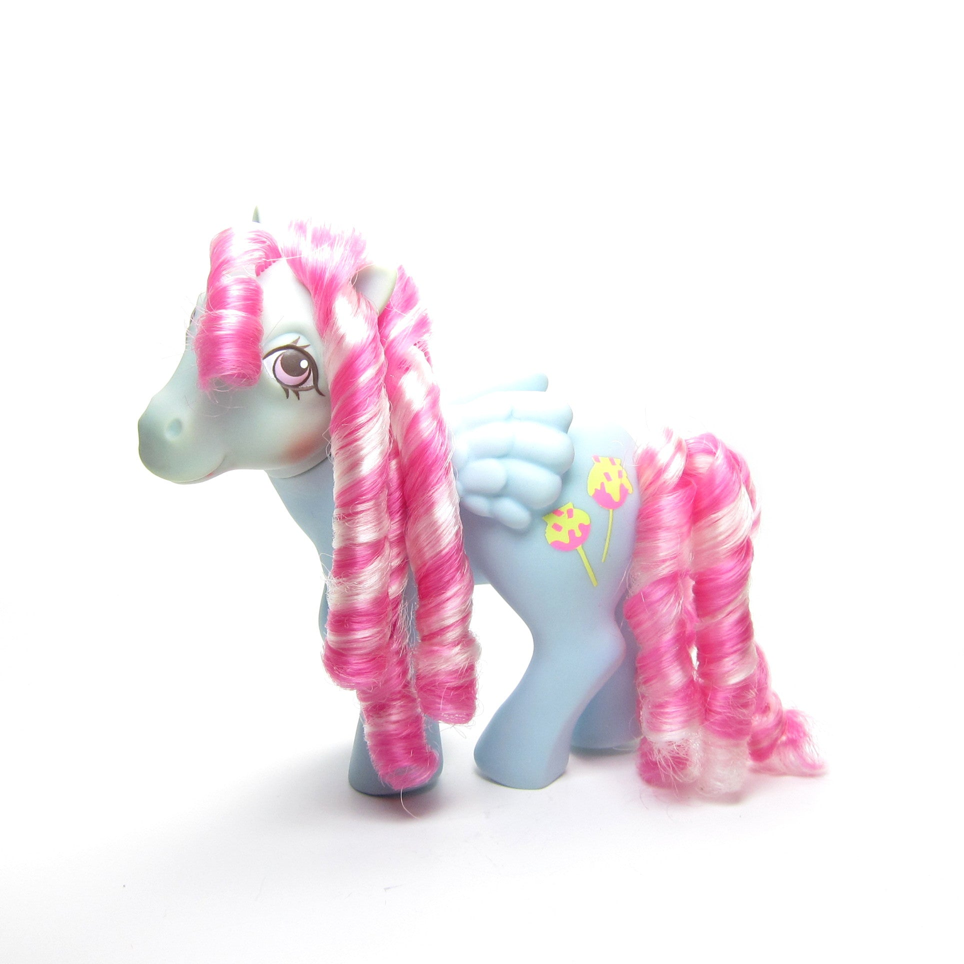 Sugar Apple Candy Cane Ponies My Little Pony