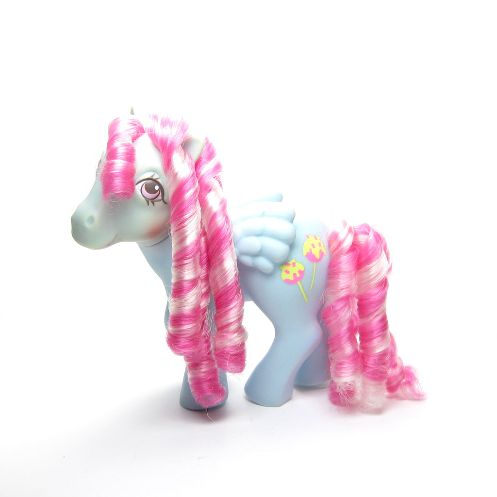 Sugar Apple My Little Pony Vintage G1 Candy Cane Ponies