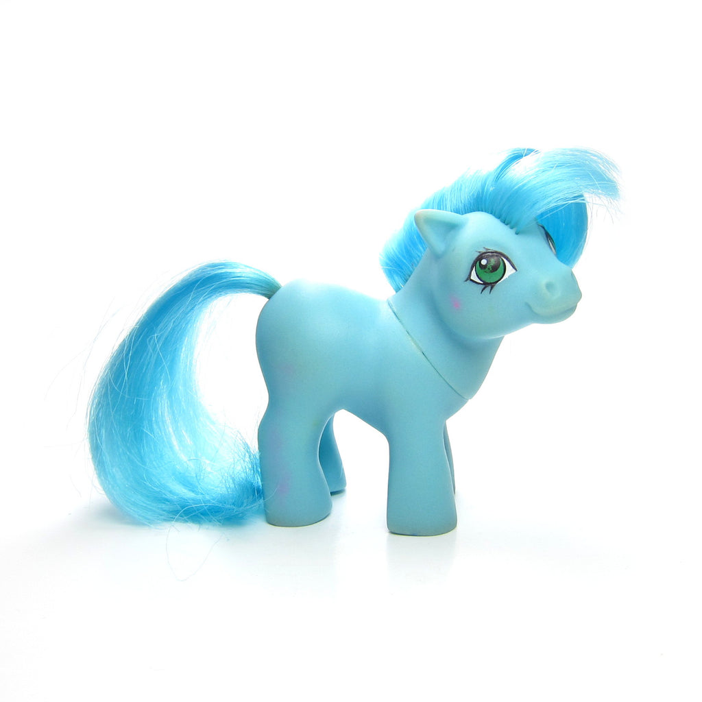 Blue Baby Ember My Little Pony Mail Order Toy