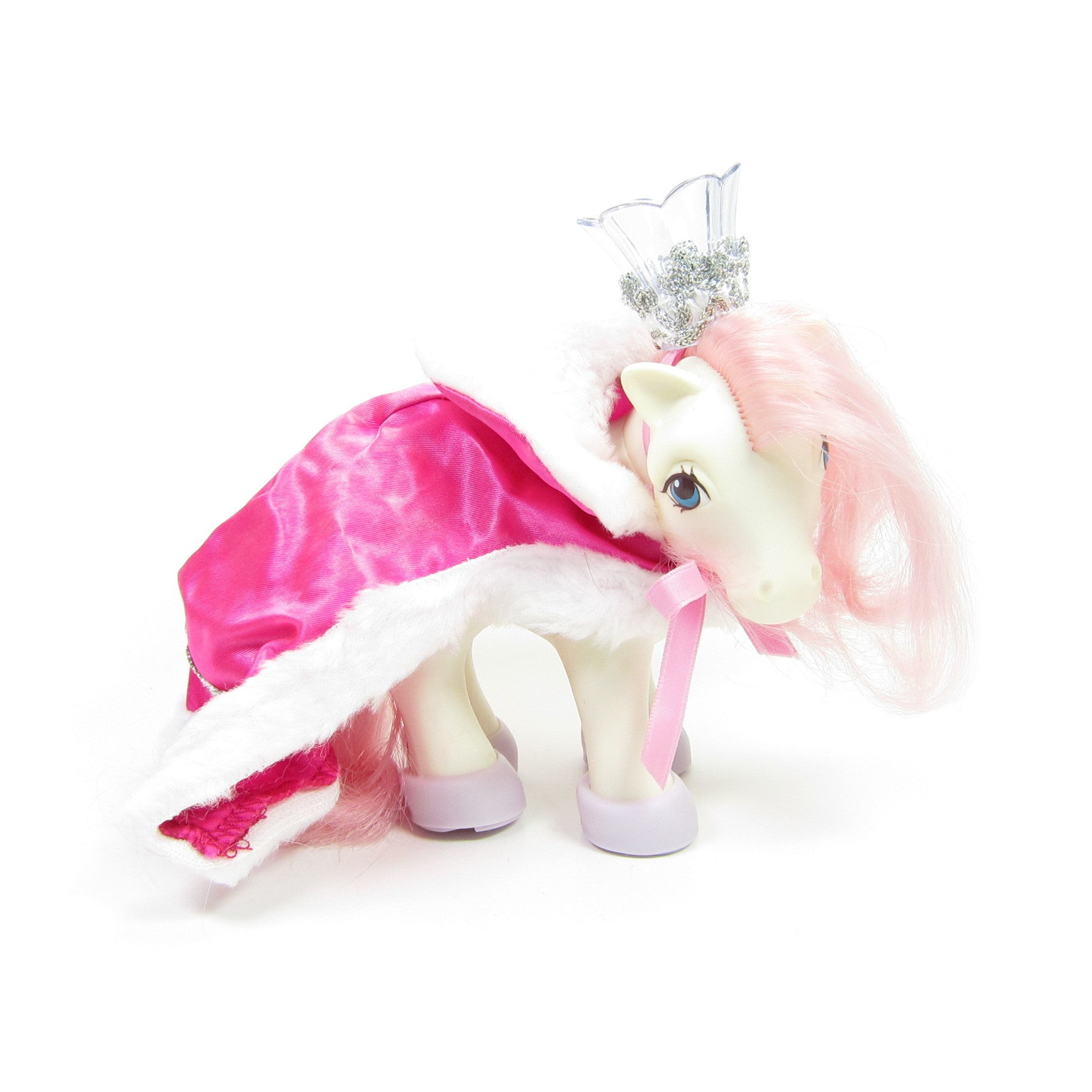 My Little Pony Royal cape & crown set