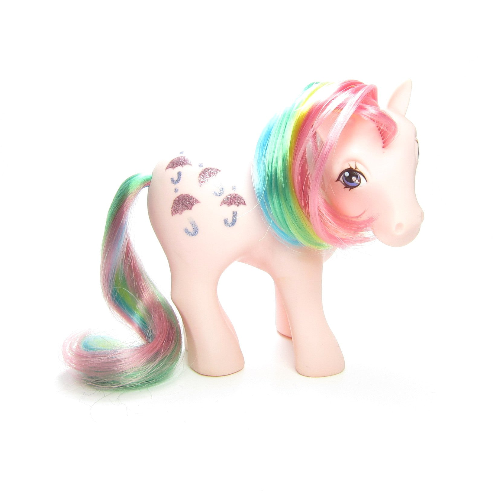 My Little Pony Parasol with rainbow hair